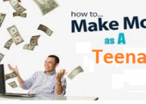 make money as a teenager