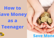 save money as a teenager
