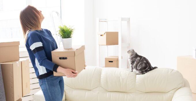 MOVING COMPANY