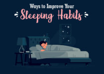 Ways to Improve Your Sleeping Habits, Genmedicare