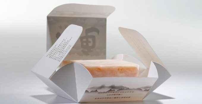 Get Soap Boxes in Unique Printed Packaging Design