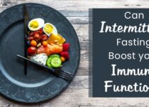 Intermittent Fasting Boost Immunity, Immune Function, Fasting Benefits, Alldayplus