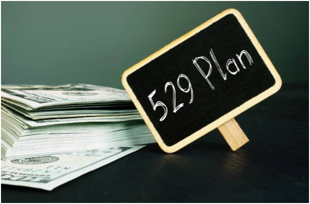 Holding a 529 Plan